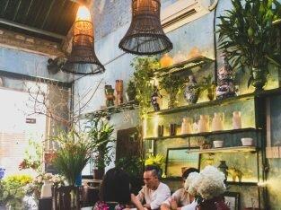 Thưởng thức bữa trưa lãng mạn tại Padma de Fleur