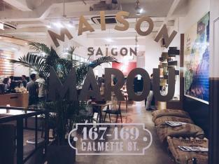 Đến Maison Marou Saigon thưởng thức cà phê chocolate