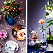 Tết Trung Thu: Sắc hoa cho tiệc sum vầy