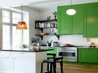Các bước thay đổi nội thất bếp siêu tiết kiệm