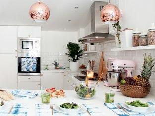 7 điều cần cân nhắc trước khi làm mới lại căn bếp