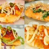 Video: Bánh mì nướng muối ớt phiên bản đặc biệt 4 loại nhân