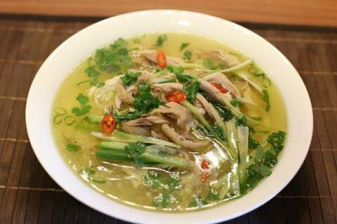 Food blogger Huong Bui