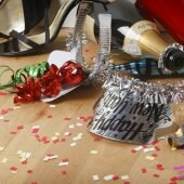Đơn giản hóa việc dọn dẹp sau tiệc tùng
