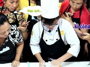 """Cooking Class – Rộn ràng ngày hội làm bánh trung thu """"home made"""""""