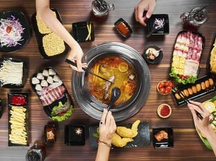 """Review nhà hàng: Đến Food House nếm thử """"Lẩu Thái 9 tầng mây"""""""