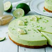 Làm cheesecake bơ ngon tuyệt không cần lò nướng