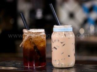 Học cách pha chế trà sữa, hồng trà đơn giản tại nhà