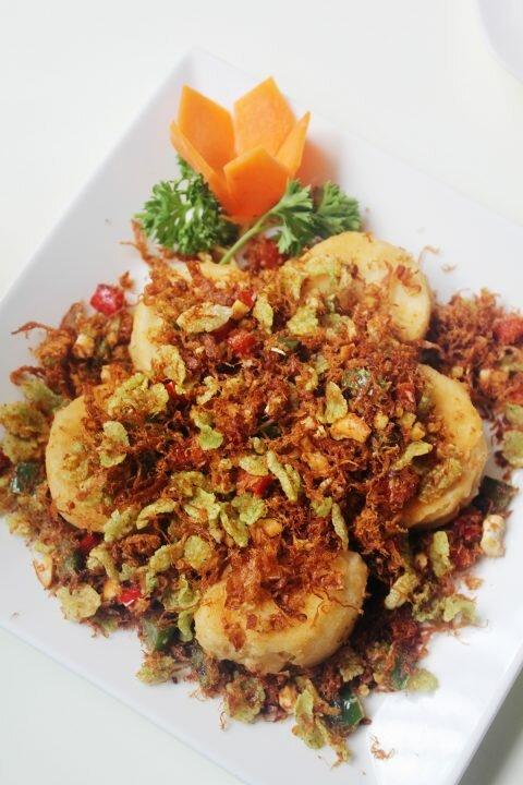 Thưởng thức món chay ngon, organic tại Quang Thảo chay 7