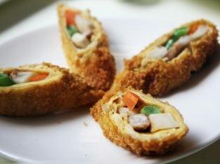 Thưởng thức món chay ngon, organic tại Quang Thảo chay