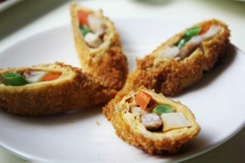 Thưởng thức món chay ngon, organic tại Quang Thảo chay 2