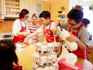 UMA baking day - Ngày hội làm bánh miễn phí cùng Masterchef