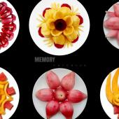 Gợi ý trang trí trái cây đơn giản, đẹp cho Tết Đoan Ngọ