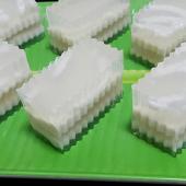 Cách làm rau câu nước cốt dừa thơm béo