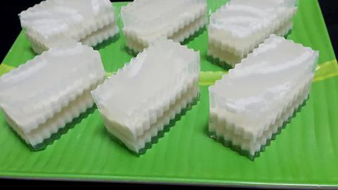 Cách làm rau câu nước cốt dừa thơm béo 1
