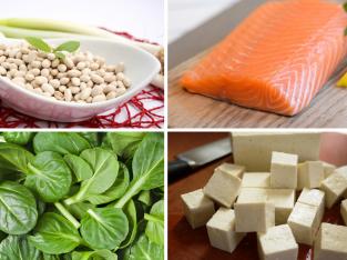 Bổ sung 9 thực phẩm giàu canxi sau cho xương chắc khỏe