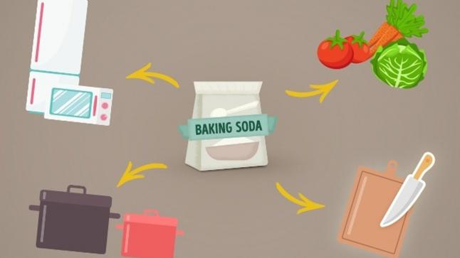 Baking soda và 9 công dụng tuyệt vời không thể không biết