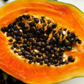 Chữa bệnh bằng thực phẩm: Ăn hạt đu đủ chữa bệnh gì?